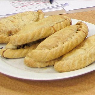 Bakers proptest against 'pasty tax'