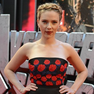 Avengers Assemble, which stars Scarlett Johansson, is top of the US box office