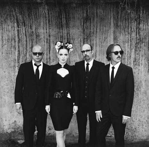 US-based band Garbage are back with a new album