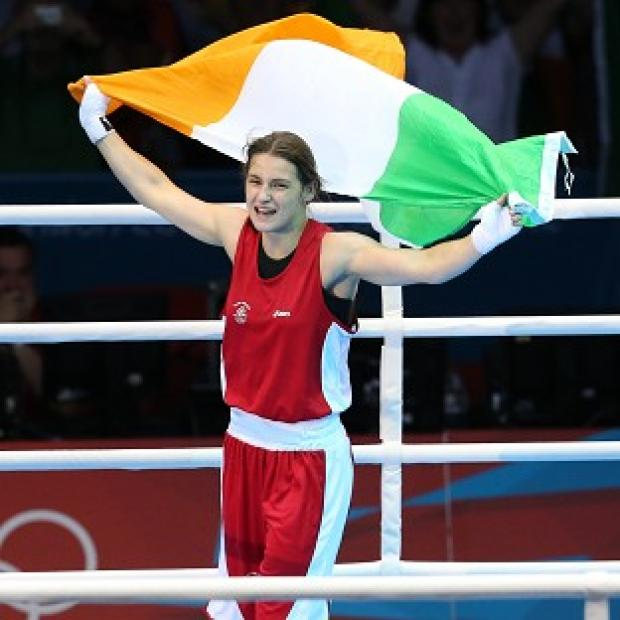 Katie Taylor won Ireland's first gold medal of London 2012