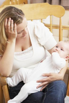 Help's at hand for suffering mums
