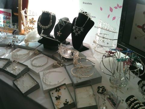Jewellery by Truly Sparkle of Bromyard.