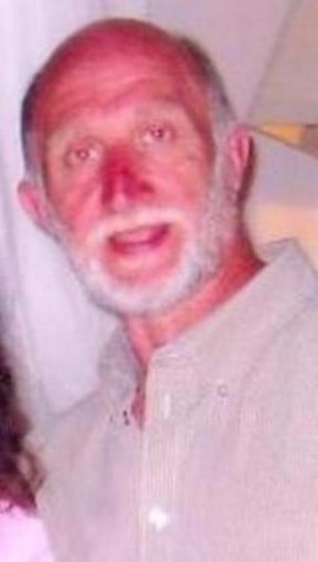 Harold Evans has been found safe and well.
