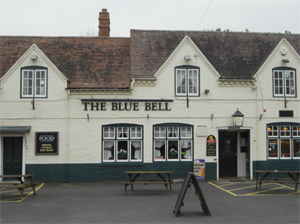 THE BLUE BELL