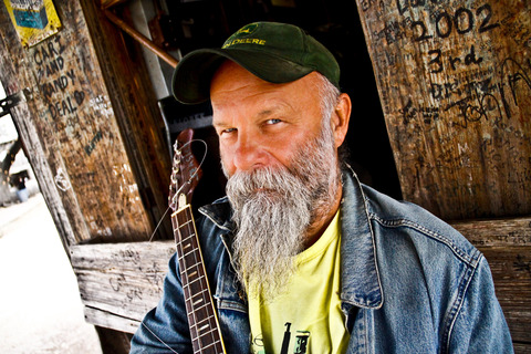 A new wave of Seasick Steve