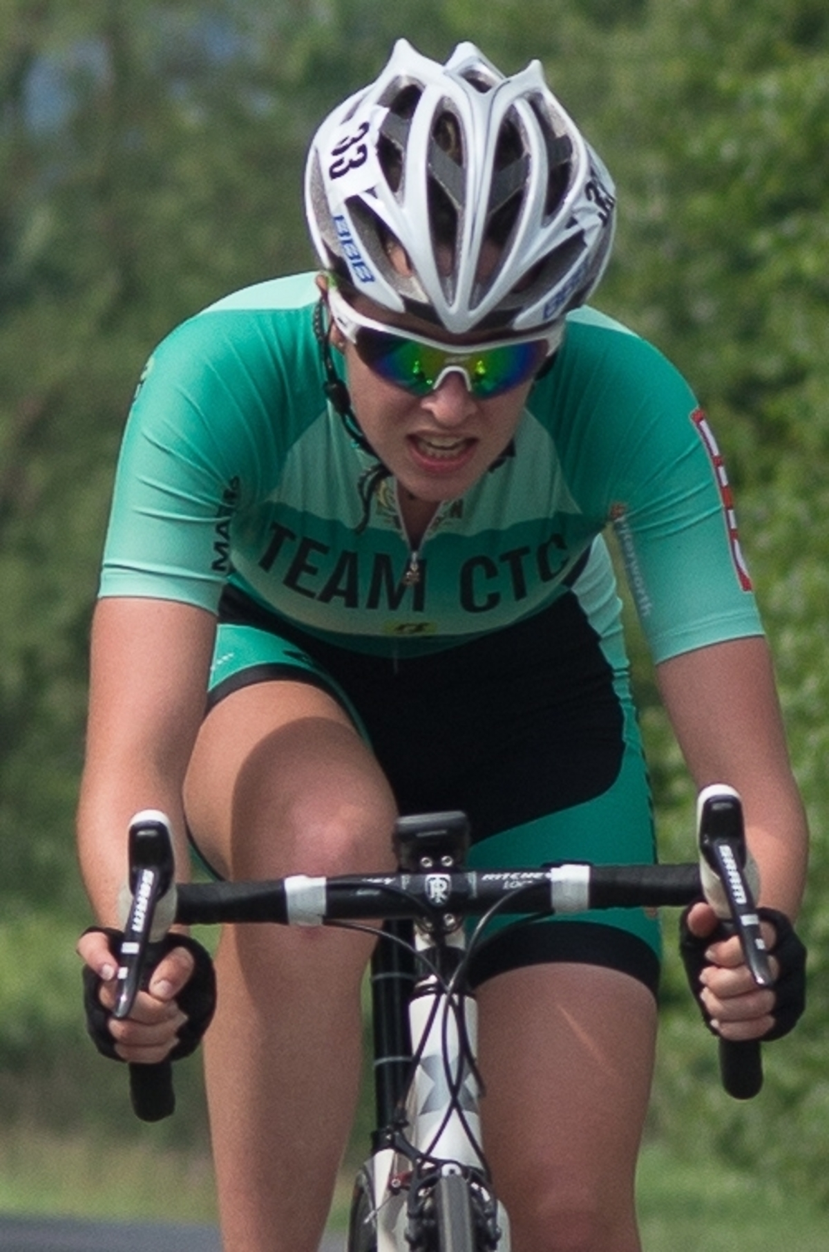 Hannah Payton - heads for Shrewsbury this Sunday seeking the National Trophy