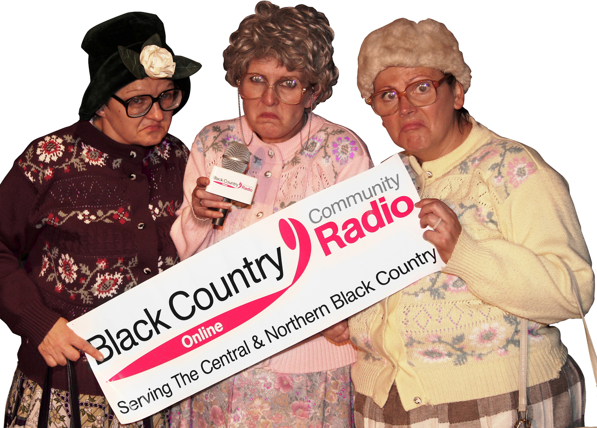 The Fizzogs will have their own show on Black Country Community Radio