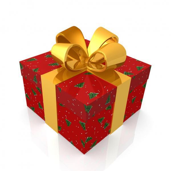 Приложение новогодние подарки