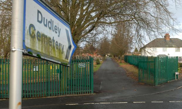 The new site will be opposite the existing Dudley cemetery.