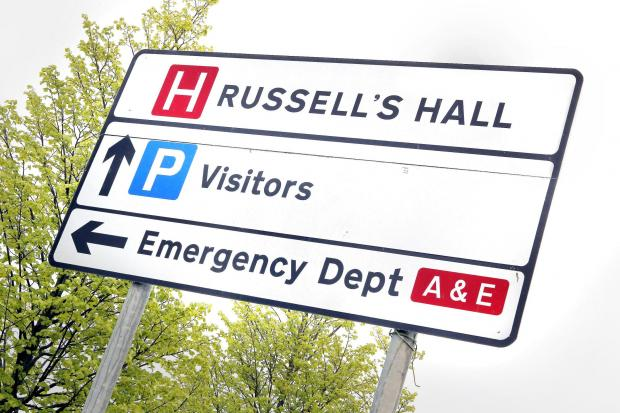 Halesowen News: Major incident plans in place as Dudley A&E unit battles biggest admissions crisis in four years
