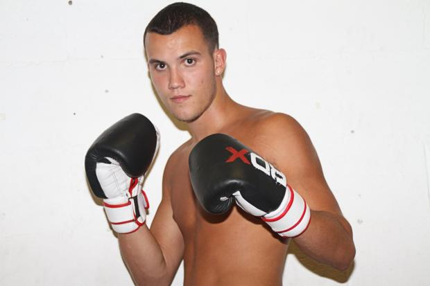 Kyle Spencer - ready to resume his boxing career