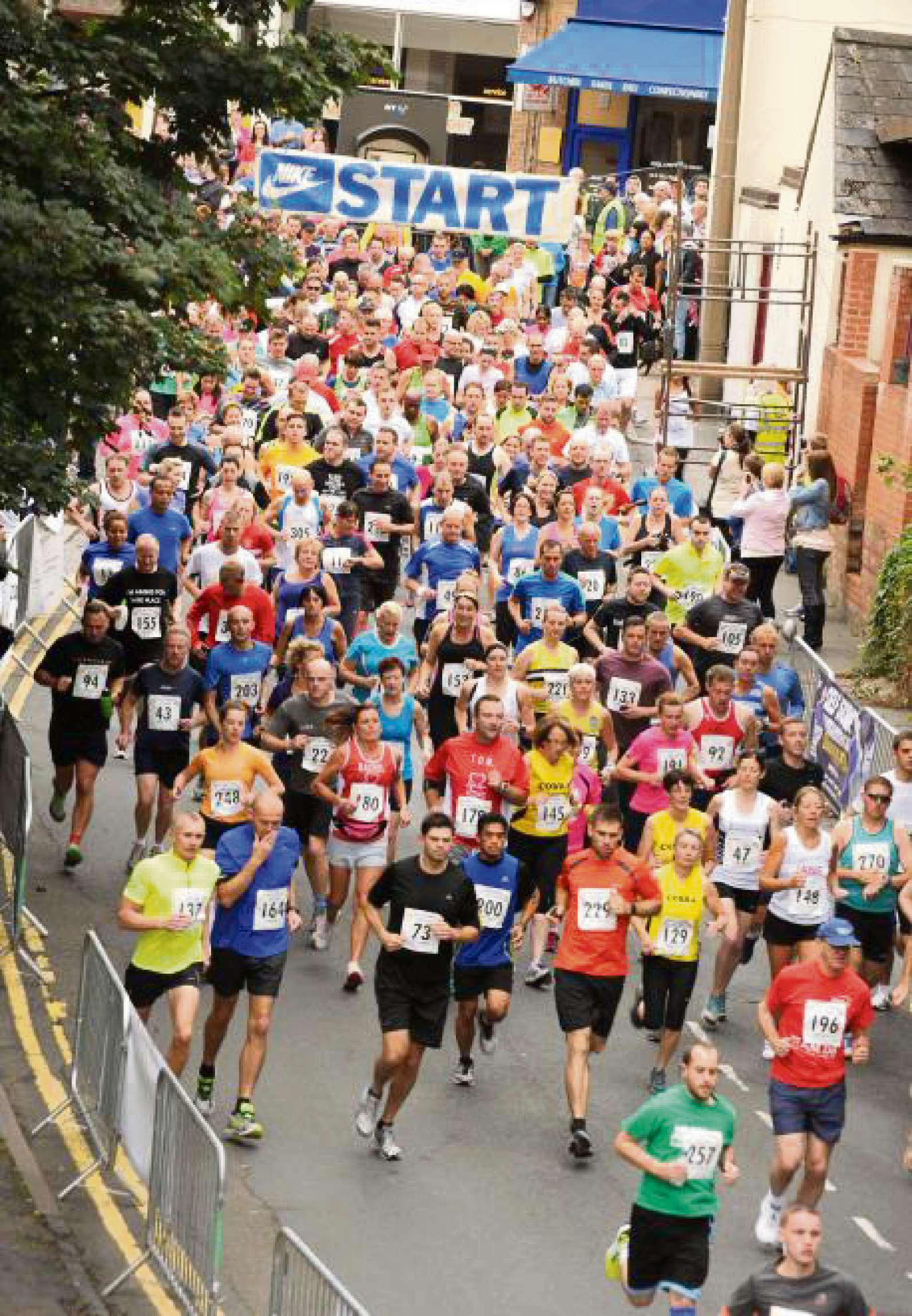 Over £20,000 has been raised for charities by runners of The Black Country Road Run.
