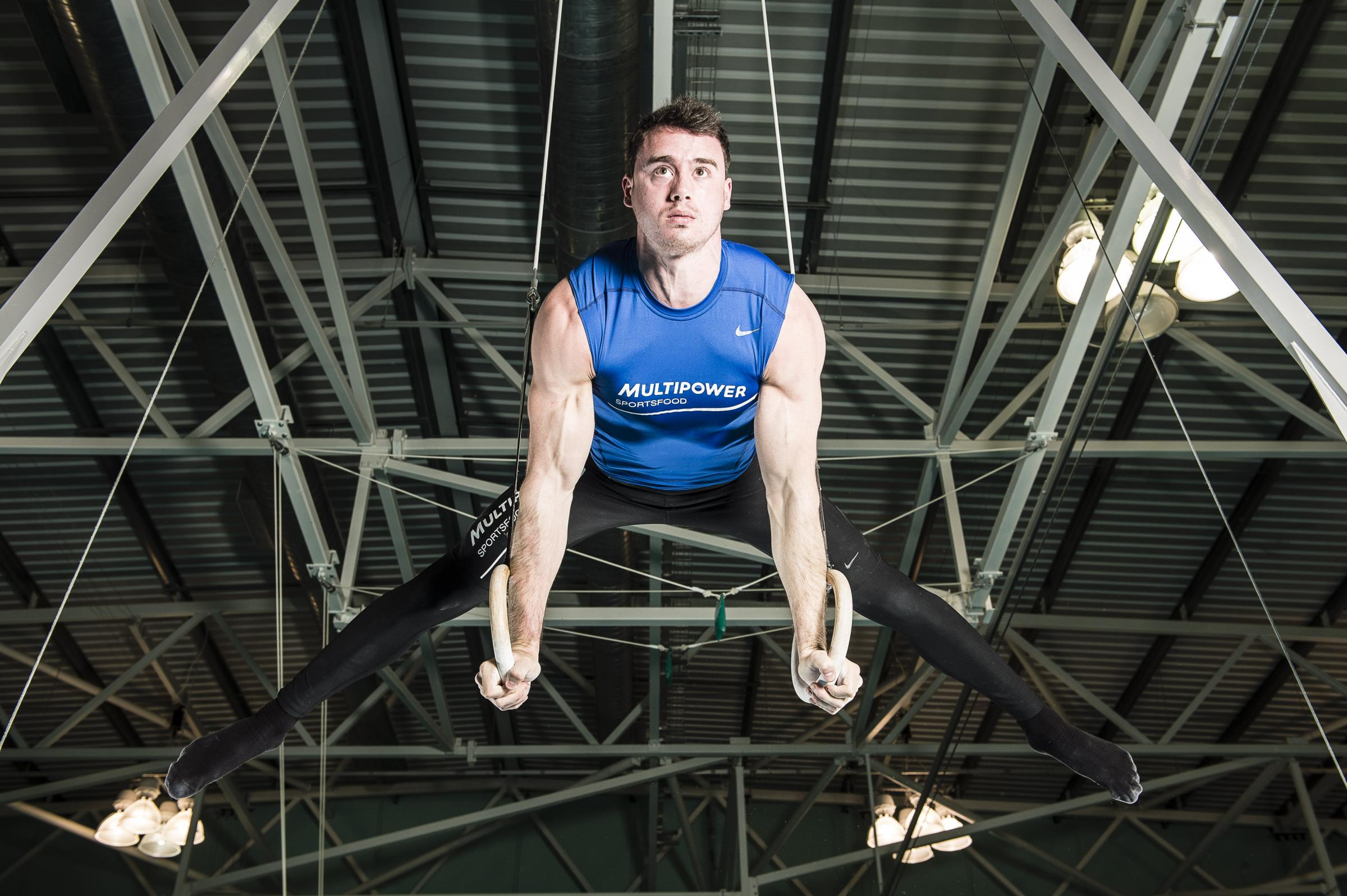Halesowen gymnast Kristian Thomas won an individual bronze and team silver at the European Championships