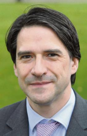 Halesowen and Rowley Regis MP James Morris