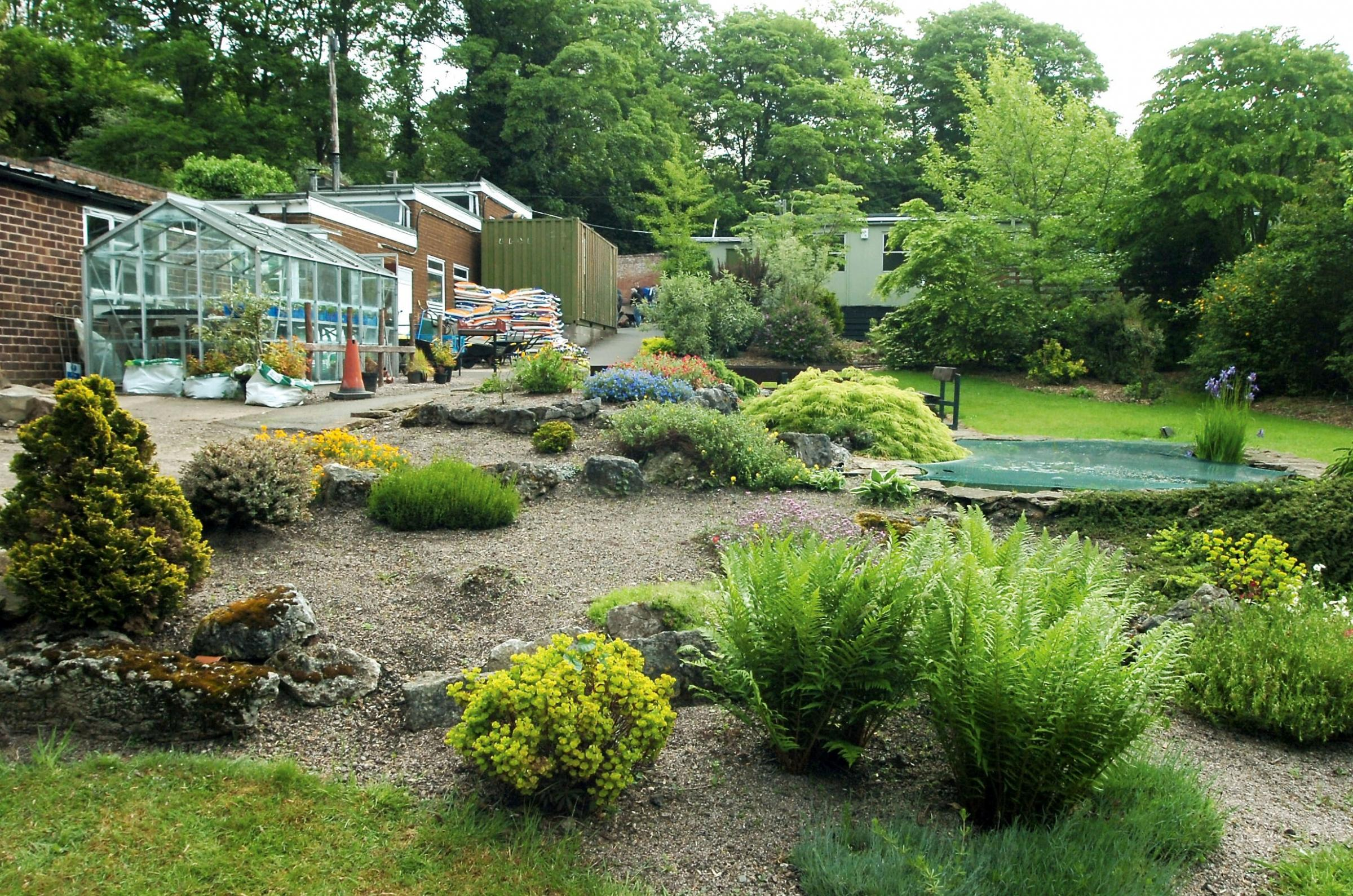 Leasowes walled garden set to return to former glory