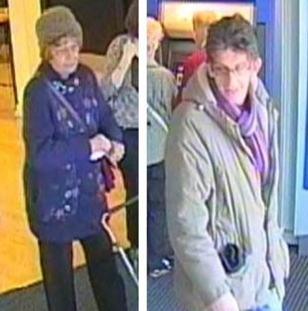 Halesowen News: Do you recognise these two people?