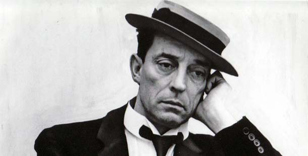 The Great Stone Face: Buster Keaton