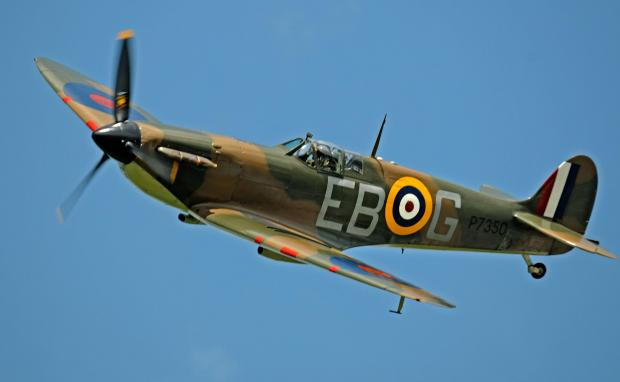 Spitfire to star in borough Armed Frorces Day event