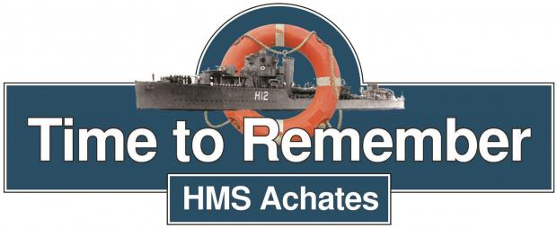 Time to Remember HMS Achates.