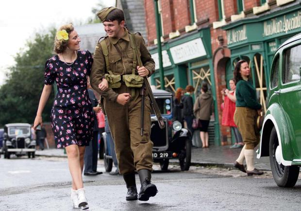 Black Country Museum looking for families to share wartime stories