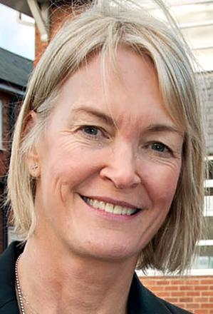 Asthma victory: Cradley MP Margot James.