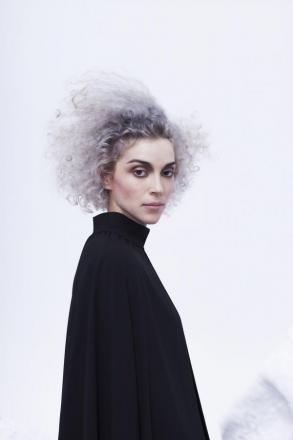 Rattling around with St Vincent