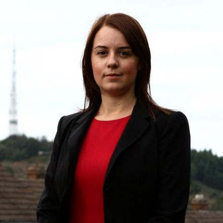 Labour candidate: Stephanie Peacock.