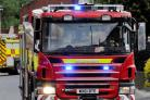 Forty fire fighters tackle ablaze at abandoned school in Halesowen