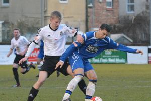Hill excited by Ilkeston challenge
