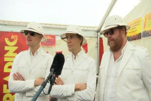 Summer music blasts back from last year as The Hives' UK return is announced