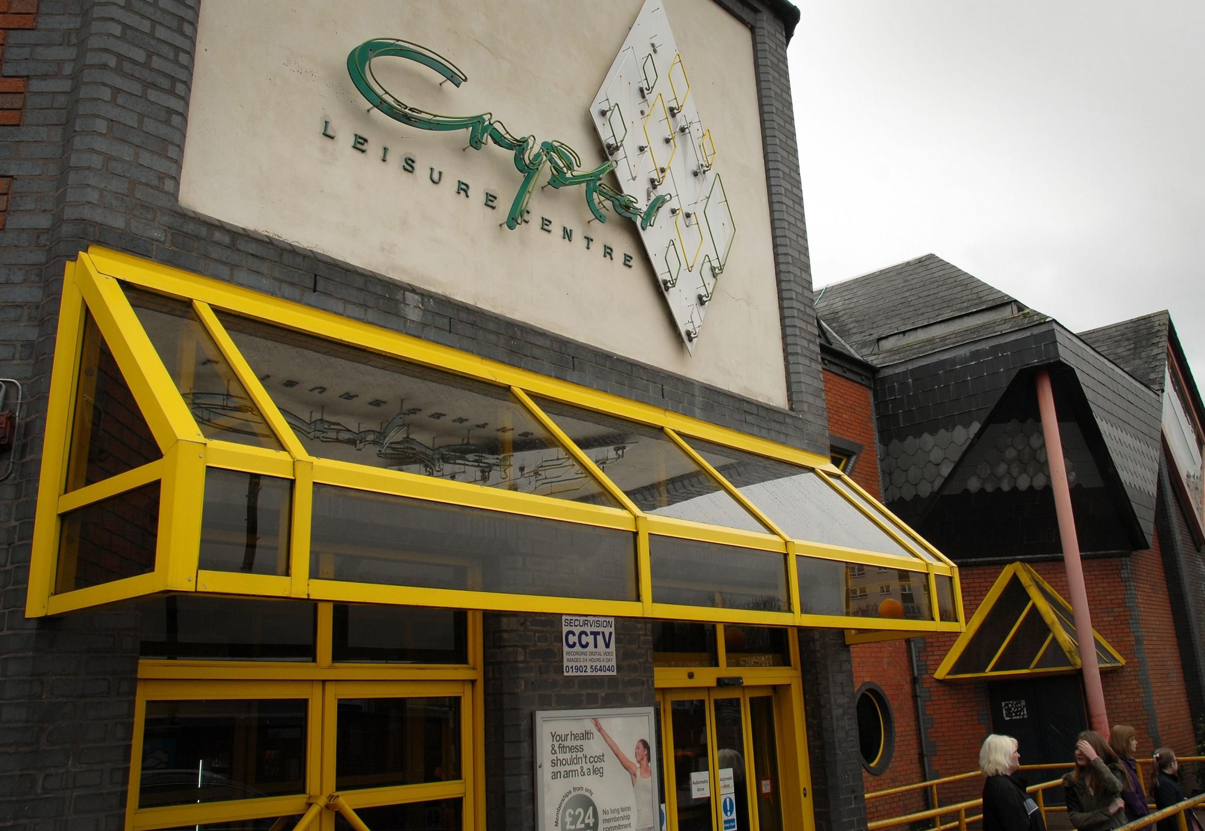 The Crystal Leisure Centre