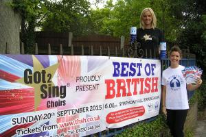 Birmingham concert to bring in the money for Mary Stevens Hospice