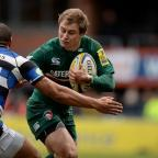 Halesowen News: Leicester captain Mathew Tait is well aware of the challenge Bath will pose at Welford Road