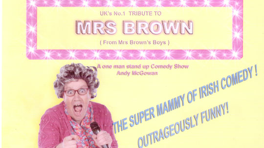 Mrs Brown Tribute (Andy Mcgowan)