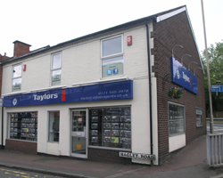 Halesowen News: Taylors