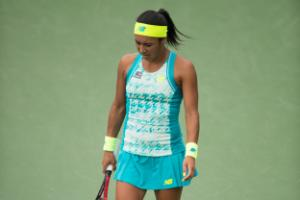 Heather Watson beaten in Madrid to put Olympic chances in doubt