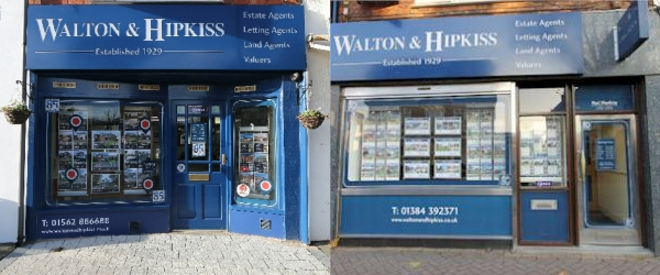 Halesowen News: Walton & Hipkiss Offices - Stourbridge and Hagley
