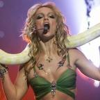 Halesowen News: Oh my god, you can now add Britney's VMA snake to your Twitter pictures and it is perfection