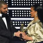 Halesowen News: People fully expected Drake to propose to Rihanna on stage after declaring his love in beautiful MTV VMAs speech