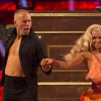 Halesowen News: He puts the boy in flamboyant! Viewers could not get over Judge Rinder's energetic first Strictly dance