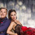 Halesowen News: Yvette Cooper sent Ed Balls a good luck message from the Labour conference before his first dance on Strictly