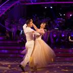 Halesowen News: Daisy Lowe flies to top of the Strictly leaderboard after week one