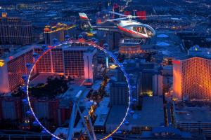 Maverick Helicopters and Lip Smacking Foodie tours launch Savory Bites & Neon Lights