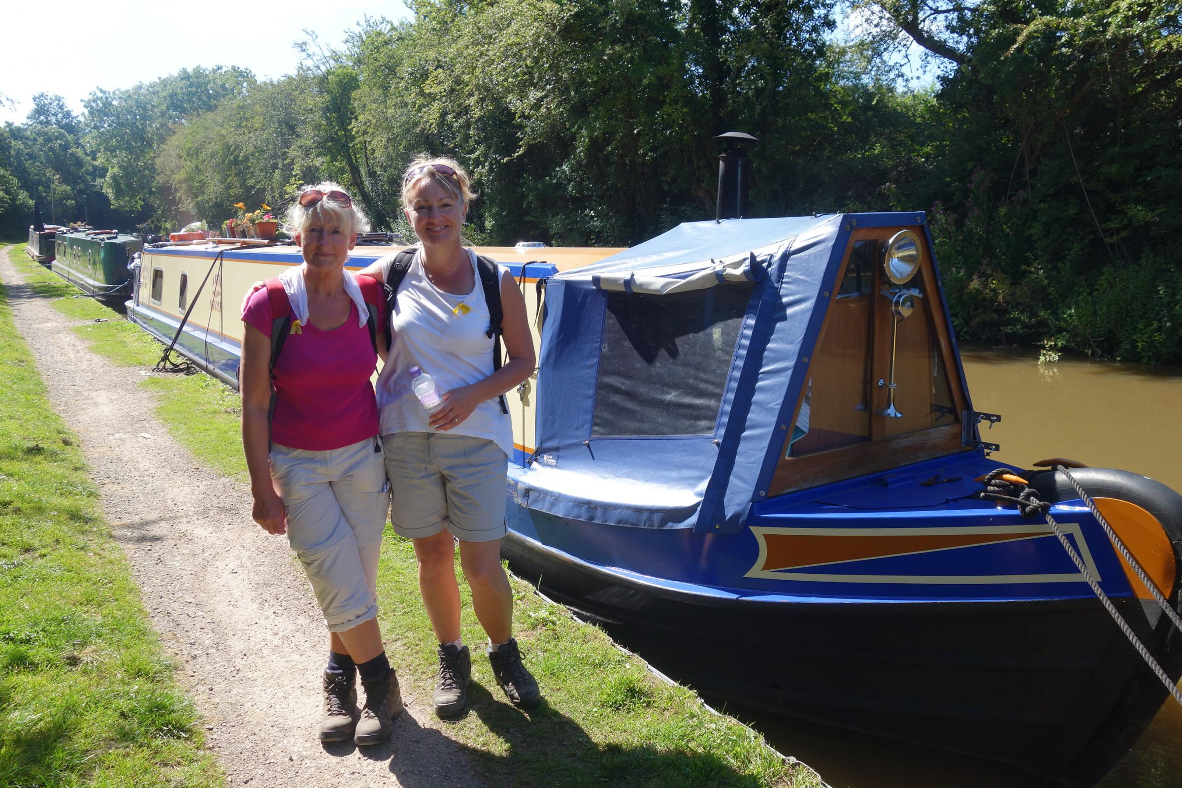 St. Richard's Hospice's Waterways Walk