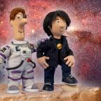 Halesowen News: Professor Brian Cox makes space for role in Postman Pat