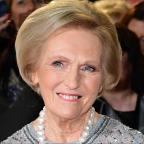 Halesowen News: Mary Berry gets her gardening gloves on for the Chelsea Flower Show