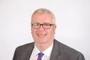 Hat in the ring: Councillor Ian Cooper