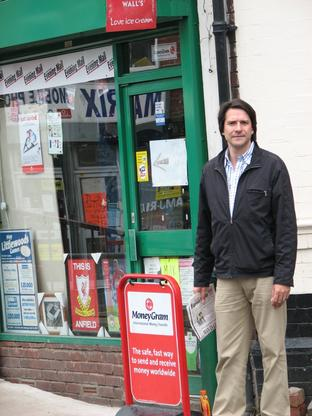 Parliamentary candidate fights post office closures