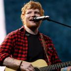 Halesowen News: Ed Sheeran hits back after being accused of using a backing track at Glastonbury