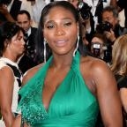 Halesowen News: Pregnant Serena Williams poses nearly nude on Vanity Fair cover